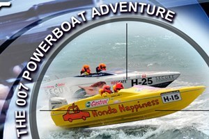 Image of 007 Powerboat Adventure Day for Four