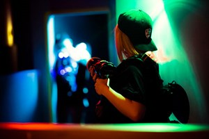 Click to view details and reviews for Laser Quest For Two Adults And Two Children.