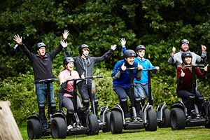 Click to view details and reviews for 60 Minute Segway Adventure For Two With Three Course Meal At Zizzi.