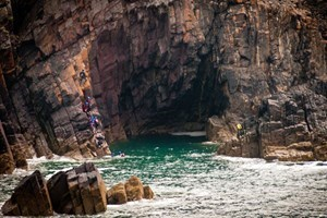 Click to view details and reviews for Half Day Coasteering Experience For Two.