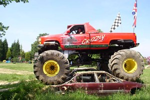 Click to view details and reviews for The Big One Monster Truck Driving Experience.