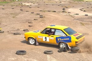 Rally Driving Tuition - Extended Course.