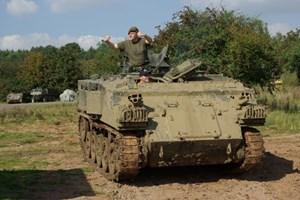 Full Monty Tank Day.
