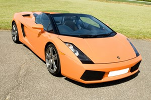 Click to view details and reviews for Lamborghini Driving Thrill With Passenger Ride.