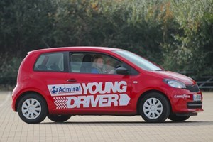 Image of 30 Minute Young Driver Experience - UK Wide