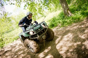 Image of 4x4 and Quad Bike Adventure