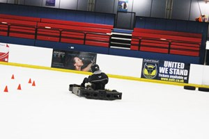 Click to view details and reviews for Karting On Ice For One.