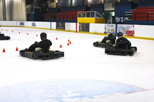 Click to view details and reviews for Karting On Ice For Two.
