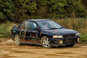Click to view details and reviews for Rally Driving With High Speed Passenger Ride At Silverstone Rally School.