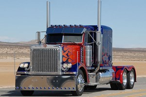 Click to view details and reviews for Optimus Prime American Truck Driving Experience.