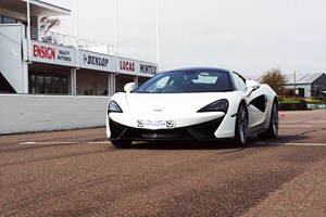 150 MPH Runway Supercar Driving Experience