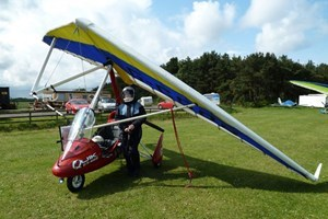 Microlight Flight in Sandown for One