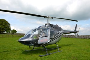 Image of 12 Mile Helicopter Theme Flight for One