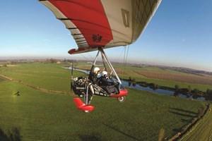 Stockists of 20 Minute Microlight Flight in Nottinghamshire