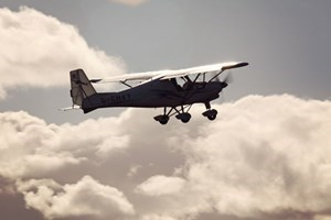 Image of 20-30 Minute Microlight Flight in Herefordshire