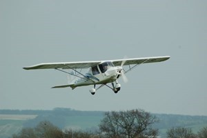 Image of 20-30 Minute Microlight Flight in Wiltshire