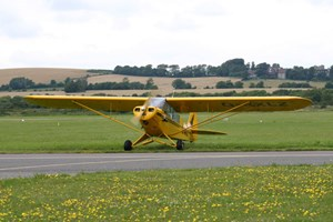 Image of 20 Minute Introductory Piper Cub Flying Experience
