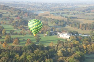 Exclusive Champagne Balloon Flight for Two.