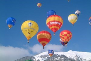 Click to view details and reviews for Champagne Hot Air Balloon Flight.