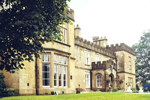 Luxury Spa Package for Two at Mercure Blackburn Dunkenhalgh Hotel