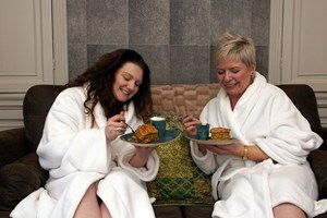 Pure Pamper Package for Two at Alexandra House.
