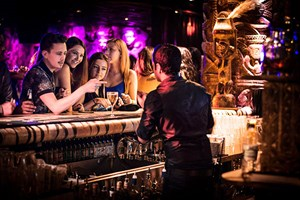 2 for 1 Two Course Dinner with Champagne Cocktail at Shaka Zulu
