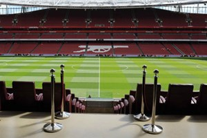 Click to view details and reviews for Emirates Stadium Tour And Three Course Meal With Fizz For Two.