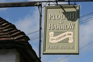 Three Course Meal for Two at The Plough and Harrow