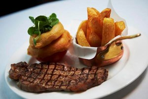 Three Course Meal with Cocktails for Two at Marco Pierre White, Islington