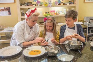 Children's Cookery Course at Swinton Park