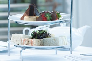 Afternoon Tea For Two At Fowey Hall From Buyagift