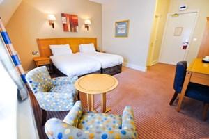 Pampering hotel