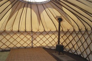 Click to view details and reviews for One Night Stay In A Traditional Yurt At Rivendale Caravan Park.