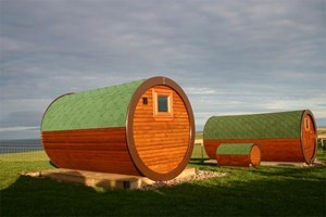 Click to view details and reviews for Overnight Stay In A Luxury Hobbit Hut For Two.