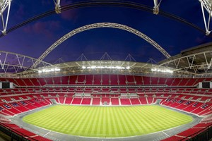 Click to view details and reviews for Wembley Stadium Tour With 3 Course Meal And Glass Of Wine At Prezzo For Two.