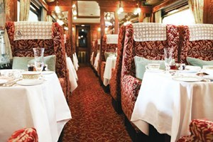 Click to view details and reviews for Belmond Northern Belle Five Course Dining Experience For Two.