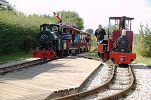 Click to view details and reviews for Steam Train Driving Taster Experience In Nottinghamshire.
