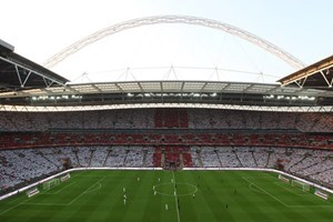 Image of 2 For 1 Adult Tour of Wembley Stadium - Special Offer