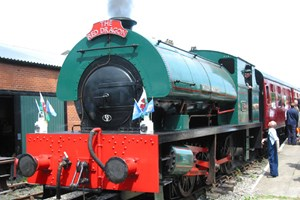 Click to view details and reviews for Introductory Steam Train Driving Experience In Yorkshire One Hour.