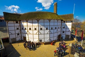 Click to view details and reviews for Shakespeares Globe Tour With Afternoon Tea For Two.