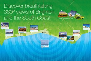 Click to view details and reviews for British Airways I360 Flight In Brighton For Two.