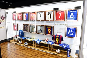 Liverpool FC Legends Tour and The Steven Gerrard Collection.