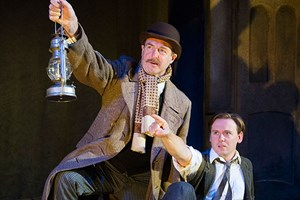 Upper Circle Theatre Tickets and Fine Dining at Marco Pierre White for Two.
