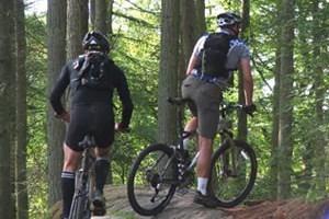 Mountain Biking Course in Gwynedd