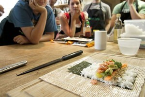 Click to view details and reviews for Sushi Workshop Half Day Master Class For One.