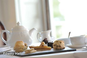 Spa Taster with Afternoon Tea for Two at a Luxury Family Hotel.