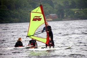 Click to view details and reviews for Windsurfing Taster Session For Two In Gwynedd.