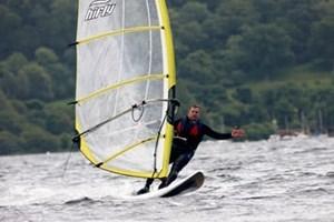 Windsurfing Taster Session for Two in Gwynedd
