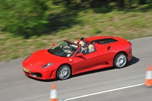 Click to view details and reviews for Ultimate Triple Ferrari Driving Experience.