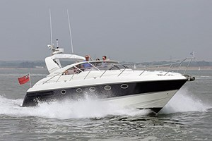 Click to view details and reviews for Luxury Motor Cruiser Driving Experience With Champagne For Two.